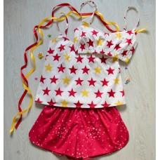 Пижама хлопковая Звезды