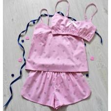 Пижама хлопковая Диадемы
