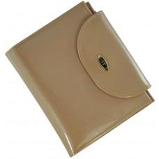 Кожаный женский кошелек BC410 Pink
