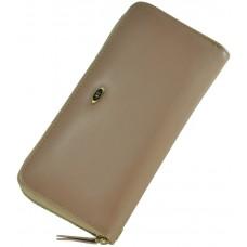 Кожаный женский кошелек BC38 PINK