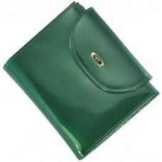 Кожаный женский кошелек BC410 GREEN