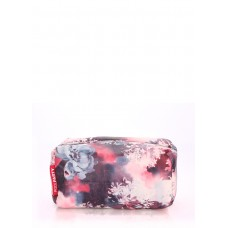Косметичка POOLPARTY cosmetic-pink-frostwork