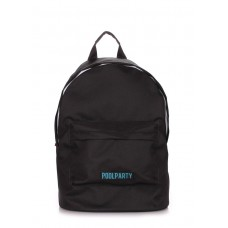Рюкзак POOLPARTY eco-backpack-black
